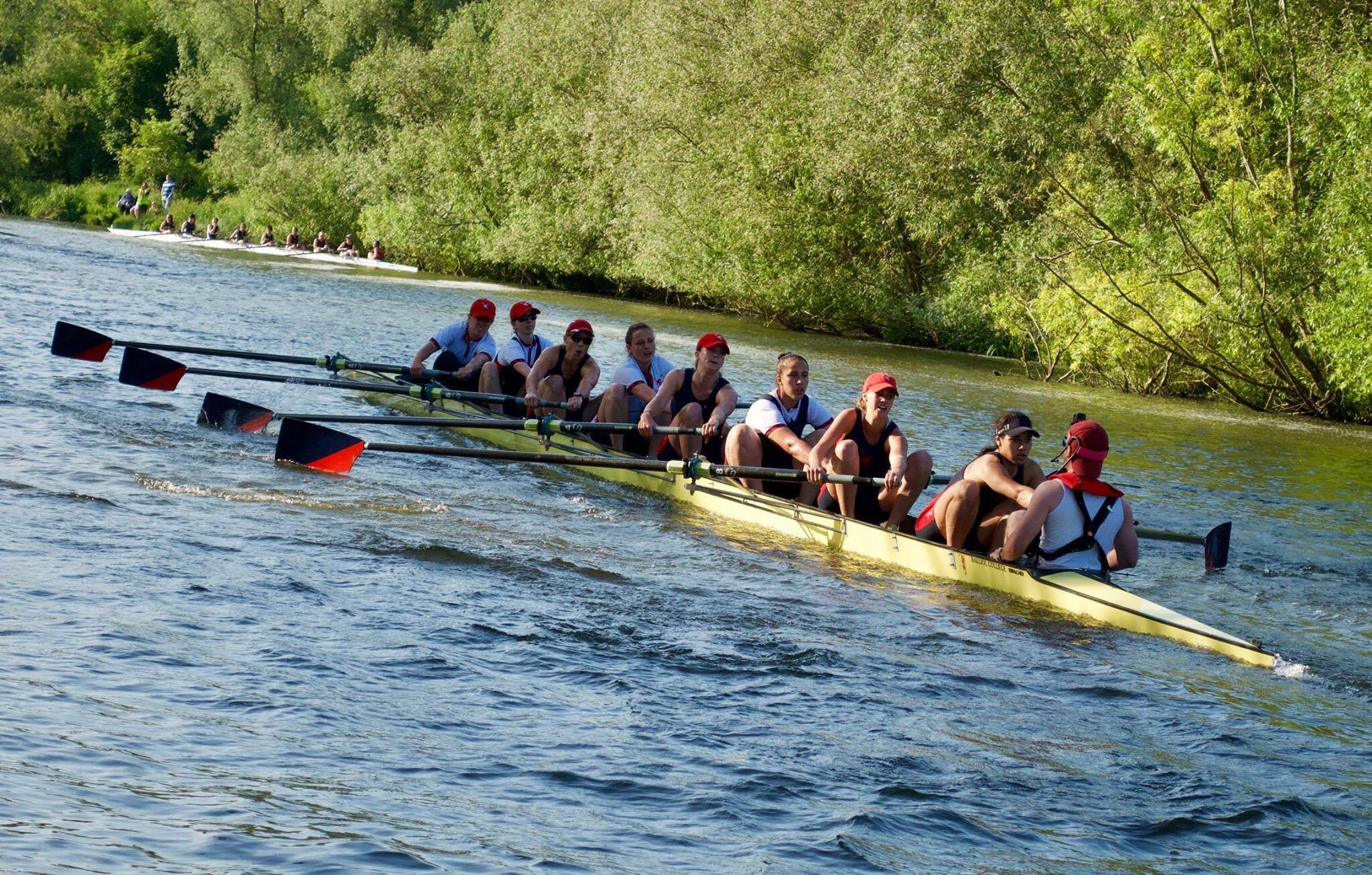 BCBC Summer Eights 2017