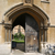 Balliol front door, image by Ian Taylor