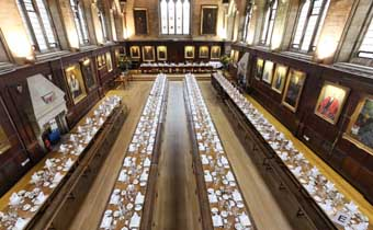 Balliol College Hall