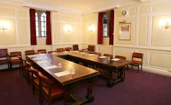 Balliol College Massey Room