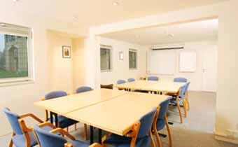 Balliol College Von Trott Room