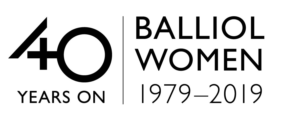Balliol Women: 40 Years On logo