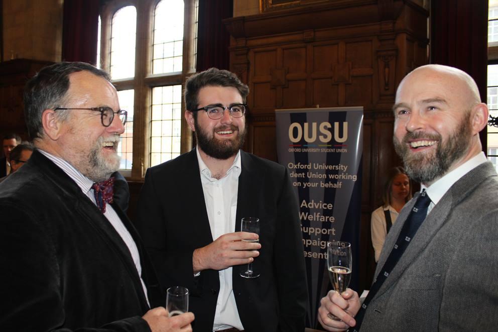 Left to right: Bruce Kinsey, Duncan Shepherd, Adrian Kelly