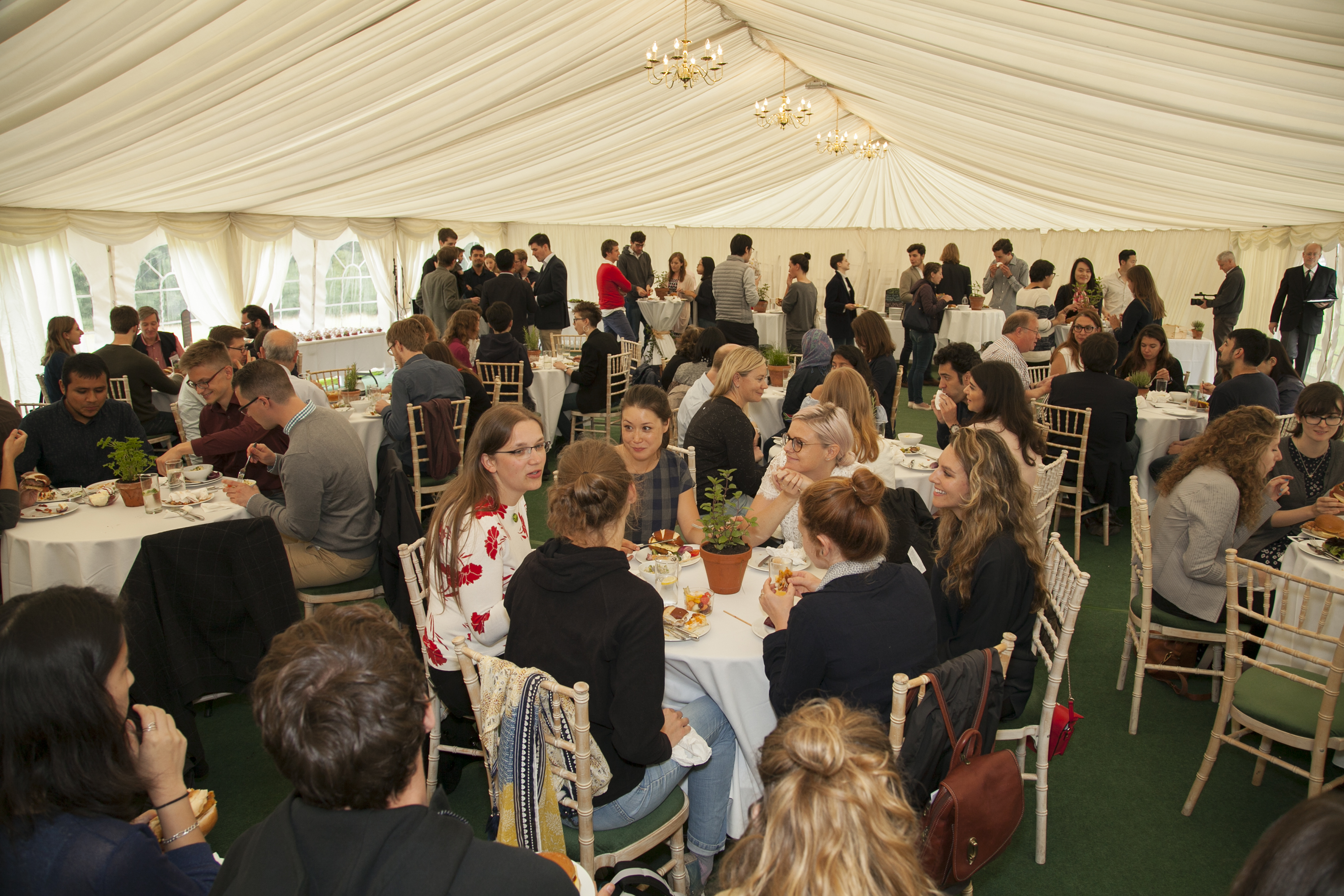 Festival of Ideas at Ditchley Park July 2017 (photo: Jenny Aston)