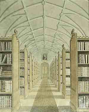 The Old Library 1816
