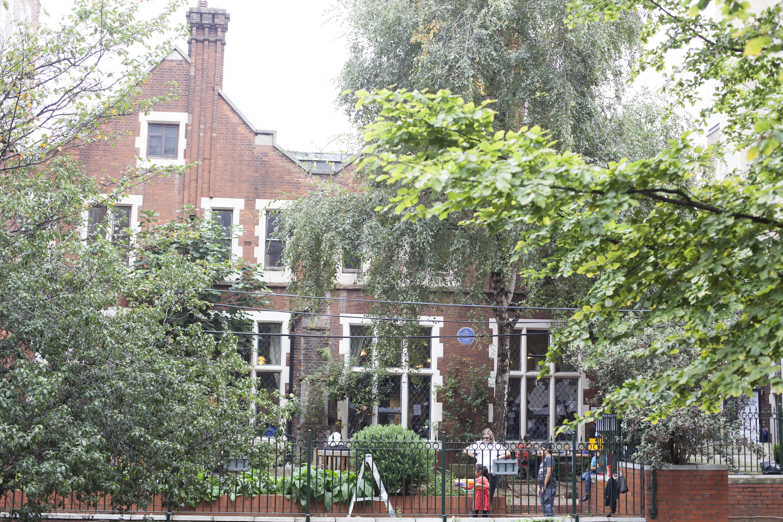 Toynbee Hall Open House 2014 (photo: Jeremy Freedman)