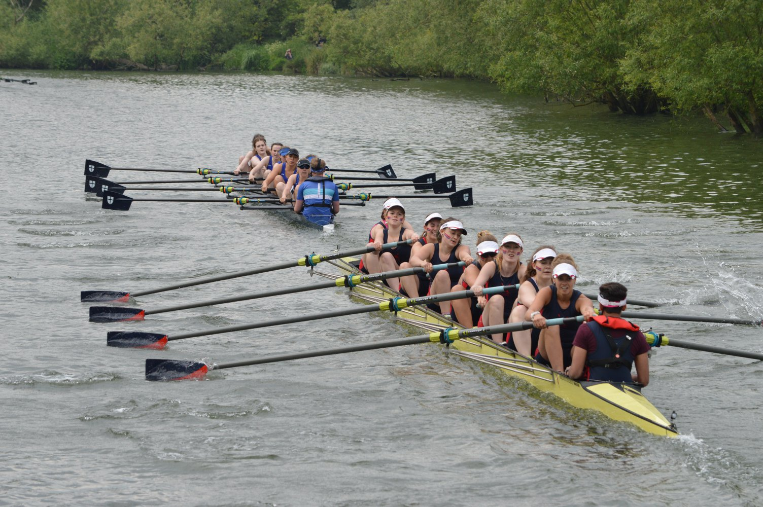 W1 Summer Eights 2018 (photo: Gareth Ardron)